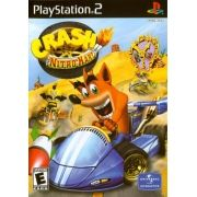 Crash Nitro Kart Ps2 Original Americano Completo Black Label