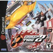 Crazy Taxi 2 Dreamcast Original Americano Completo