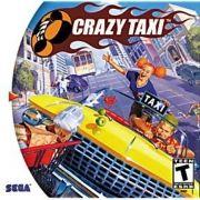 Crazy Taxi Dreamcast Original Americano Completo