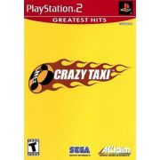 Crazy Taxi Ps2 Original Americano Completo