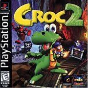 Croc 2 Ps1 Original Americano Completo