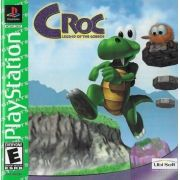 Croc - Greatest Hits Ps1 Original Americano Completo