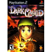 Dark Cloud Ps2 Original Americano Completo