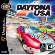 Daytona Usa Dreamcast Original Americano Completo