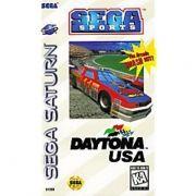 Daytona Usa Sega Saturn Original Americano Completo