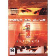 Dead Or Alive 1 Ultimate Xbox Classico Original Completo