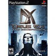 Deus Ex Ps2 Original Americano Completo