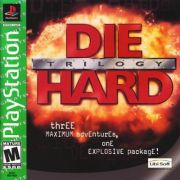 Die Hard Trilogy Ps1 Original Americano Completo