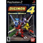 Digimon World 4 Ps2 Original Americano Completo