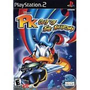 Disney's PK: Out of the Shadows Ps2 Original Americano Completo