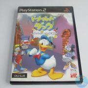 Donald Duck Goin Quackers Ps2 Original Japones