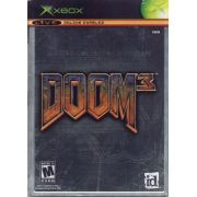 Doom 3 Collectors Edition Xbox Clássico Original Americano Completo