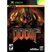 Doom 3 Xbox Classico Original Americano Completo