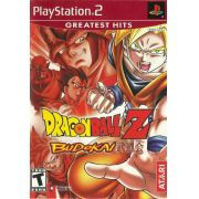 Dragon Ball Z Budokai Ps2 Original Americano