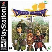 Dragon Warrior 7 Ps1 Original Americano Completo