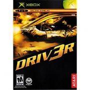 Driv3r Driver 3  Xbox Clássico Original Americano Completo