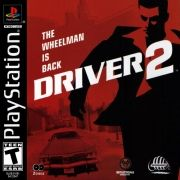 Driver 2 The Wheelman is Back Ps1 Original Americano Completo