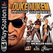 Duke Nukem Land of the Babes Ps1 Original Americano Completo