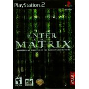 Enter the Matrix Ps2 Original Americano Completo