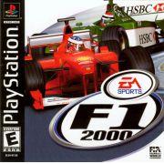 F1 2000 Ps1 Original Americano Completo