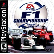 F1 Championship Season 2000 Ps1 Original Americano Completo