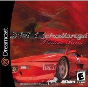 F355 Challenge Dreamcast Original Americano Completo
