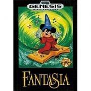 Fantasia - Mickey Mega Drive 100% Original Americano Completo