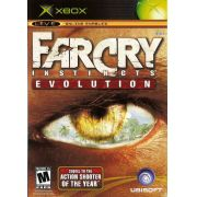 Far Cry Instincts Evolution Xbox Clássico Original Americano Completo