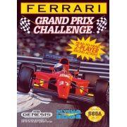 Ferrari Grand Prix Challenge Mega Drive 100% Original Completo