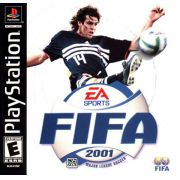 FIFA 2001 Ps1 Original Americano Completo