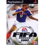 Fifa 2002 Soccer Ps2 Original Completo Americano