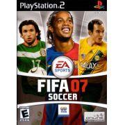 Fifa 2007 Ps2 Original Americano Completo