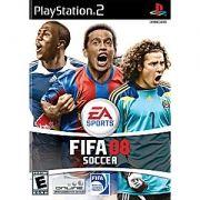 Fifa 2008 Ps2 Original Americano Completo