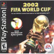 Fifa World Cup 2002 Ps1 Original Americano Completo