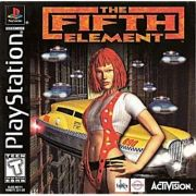 Fifth Element Ps1 Original Americano Completo