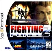 Fighting Force 2 Dreamcast Original Americano Completo