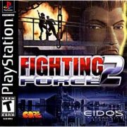 Fighting Force 2 Ps1 Original Americano Completo