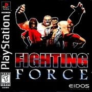 Fighting Force Ps1 Original Americano Completo
