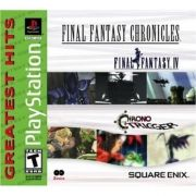 Final Fantasy Chronicles Ps1 Original Americano Completo
