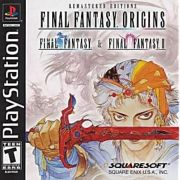 Final Fantasy Origins Ps1 Original Americano Completo