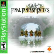 Final Fantasy Tactics  Ps1 Original Americano Completo