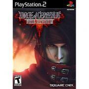 Final Fantasy VII Dirge of Cerberus Ps2 Original Americano Completo