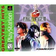 Final Fantasy VIII 8 Ps1 Original Americano Completo