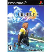 Final Fantasy X 10 Ps2 Original Americano Completo