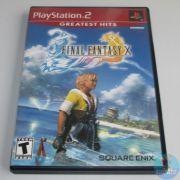 Final Fantasy X 10 Ps2 Original Americano Completo
