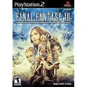 Final Fantasy XII Ps2 Original Americano Completo