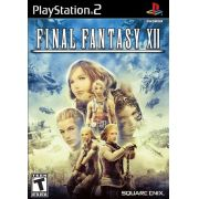 Final Fantasy XII Ps2 Original Americano Completo