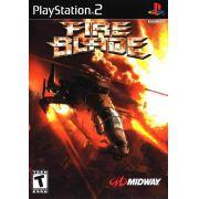 Fire Blade Ps2 Original Americano Completo