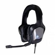 Fone Headset Gamer P2 Com Microfone Hp Ultra Usb H220 Preto