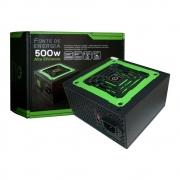 Fonte 500W Real ATX com 24 pinos 20/24 One Power